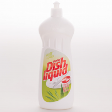 DETERGENT LICHID VASE WELL DONE 1L