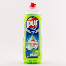 DETERGENT VASE PUR APPLE 900ML