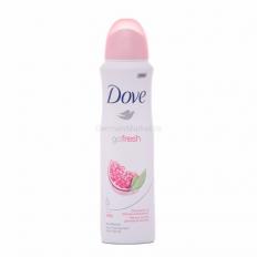 Deodorant Dove Go Fresh 150ml