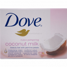 SAPUN CREMA DOVE COCONUT MILK 100G