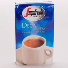 CAFEA MACINATA 250G SEGAFREDO DECA CREAM