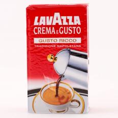 CAFEA MACINATA 250G LAVAZZA CREMA E GUSTO GUSTO RICCO