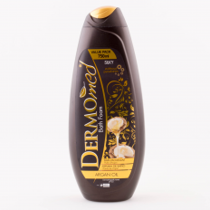 GEL DE DUS SPUMA DE BAIE DERMOMED 750ML ARGAN OIL