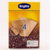 FILTRE DE CAFEA NR.4 BRIGITTA 80BUC