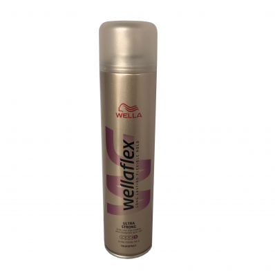 FIXATIV PAR 5 WELLA PRO SERIES 400ML ULTRA STRONG