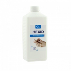 Dezinfectant biocid TP1 antiseptic 1000 ml chirurgical si igienic pentru maini si tegumente HEXID 1L cu aviz MS