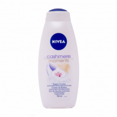 Gel de dus Nivea Cashmere moments 750 ml