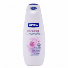 Gel de dus Nivea Relaxing moments 750 ml