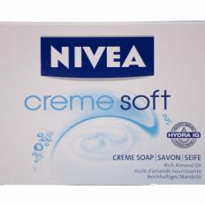 Sapun Nivea Creme Soft 100g