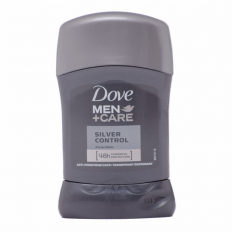 Deodorant antiperspirant stick Dove Men Silver 50ml