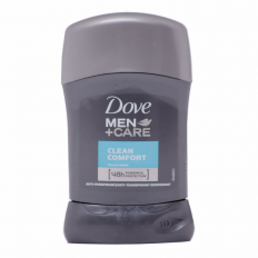 Deodorant antiperspirant stick Dove Men Clean Comfort 50ml