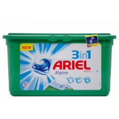 Detergent haine Ariel Fresh Alpine 38 Buc