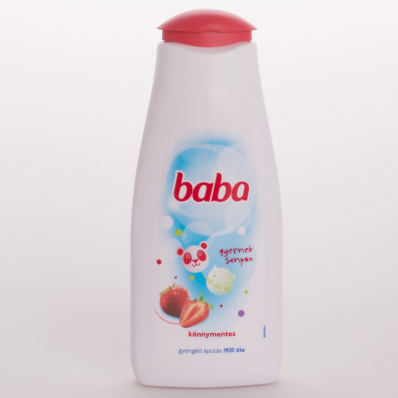 SAMPON PAR BABA 400ML